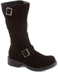 ModCloth | Girl Jam Boots | Lyst