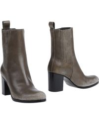 Alexander Wang Ankle Boots - Lyst