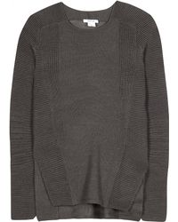 Helmut Lang Knit Sweater - Lyst