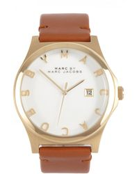 Marc By Marc Jacobs - Stainless Steel Watch - Lyst