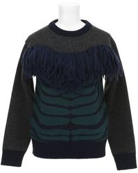 Sacai Sweater - Lyst