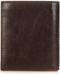 Simon Carter - Leather Wallet - Lyst