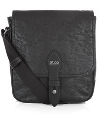 Hugo Boss Sentor Small Messenger Bag - Lyst
