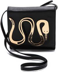 Jonathan Adler - Vera Snake Cross Body Bag - Lyst