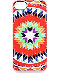 Mara Hoffman Pow Wow Iphone 5 Case - Lyst