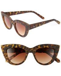 Quay Kitti Sunglasses - Lyst