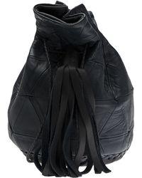 Wendy Nichol - Patchwork Triangle Bag - Lyst