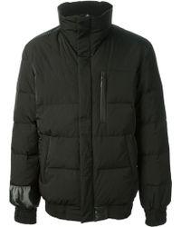 Diesel Black Gold Padded Jacket - Lyst