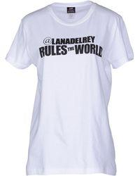 E.vil - Short Sleeve T-shirt - Lyst