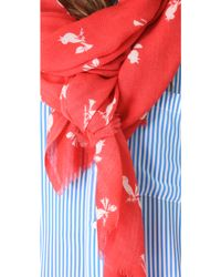 Juicy Couture - Juicy Songbird Scarf - Lyst