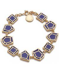Marc By Marc Jacobs - Multi Gem Bracelet - Lyst