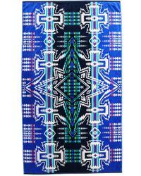 Pendleton - North Star Towel - Lyst