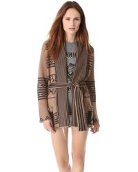 Twelfth Street Cynthia Vincent - Log Cabin Sweater - Lyst