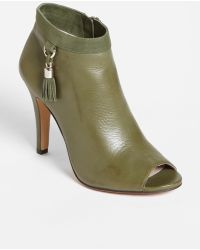 Vince Camuto Kevia Bootie - Lyst