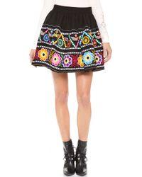 Carolina K - Cholita Skirt - Lyst
