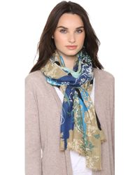 We Are Owls - Lace Of Life Cashmere Scarf - Lyst