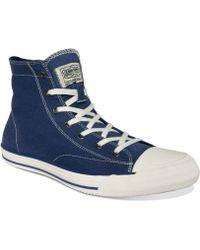 Denim & Supply Ralph Lauren - Rannel Hi-top Sneakers - Lyst