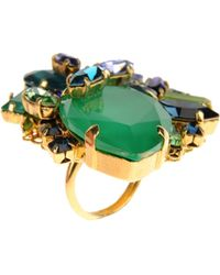 Erickson Beamon Ring - Lyst