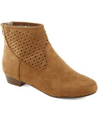 ModCloth | Music To My Ears Bootie | Lyst