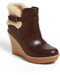 Ugg Anais Bootie - Lyst