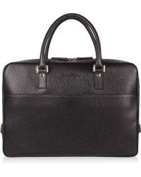 Ferragamo Briefcase - Lyst
