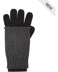 AllSaints - Rook Gloves - Lyst