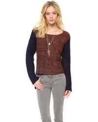 House of Harlow 1960 - Demi Sweater - Lyst