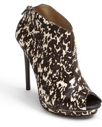 Kenneth Cole Test Time Bootie - Lyst