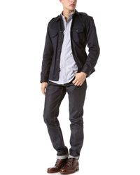 Public School | Raw Indigo Slim Jeans | Lyst