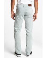 Raleigh Denim Alexander Straight Leg Jeans - Lyst