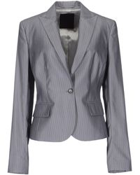 John Richmond Blazer - Lyst