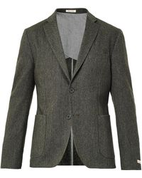 Mr Rick Tailor 2 Button Wool Blend Jacket - Lyst