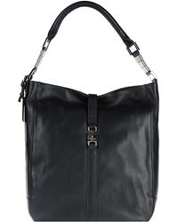 Thierry Mugler - Large Leather Bag - Lyst