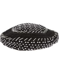 Giorgio Armani - Knitted Slouch Beret - Lyst
