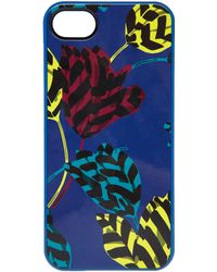 Marc By Marc Jacobs - Blue Mareika Tulip Iphone 5 Case - Lyst