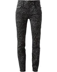 Proenza Schouler Skinny Fit Trouser - Lyst