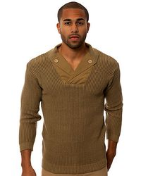 Rothco The Wwii Vintage Mechanics Sweater - Lyst