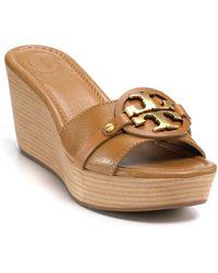 Tory Burch Patti 3 Wedge Sandals