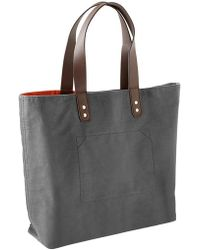 Gap - X Gq Ernest Alexander Waxed Cotton Tote - Lyst