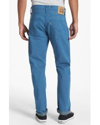 Levi's 508 Regular Tapered Leg Pants - Lyst