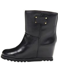 Marc By Marc Jacobs Wedge Bootie - Lyst