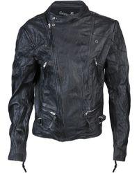 Horace - Biker Jacket - Lyst