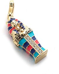 Juicy Couture - King Tut Charm - Lyst