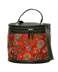 Alexandra De Curtis Virginia Flower Travel Bag - Lyst