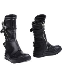 Ca By Cinzia Araia Ankle Boots - Lyst