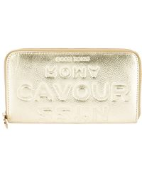 5preview - Cavour Embossed Wallet - Lyst