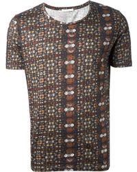 Dead Meat - Printed Tshirt - Lyst