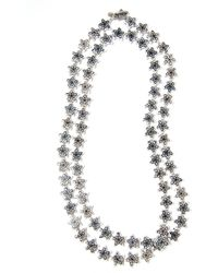 Shebee The Mega Mini Necklace - Lyst