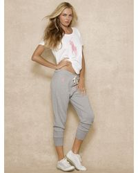 Pink Pony - Terry Pant - Lyst