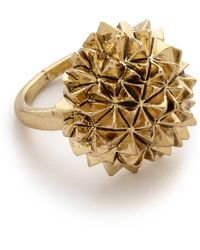 House of Harlow 1960 - Crater Cocktail Ring - Lyst